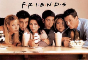 series comedia friends