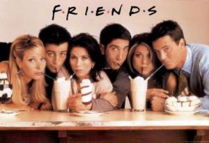 series comedia friends