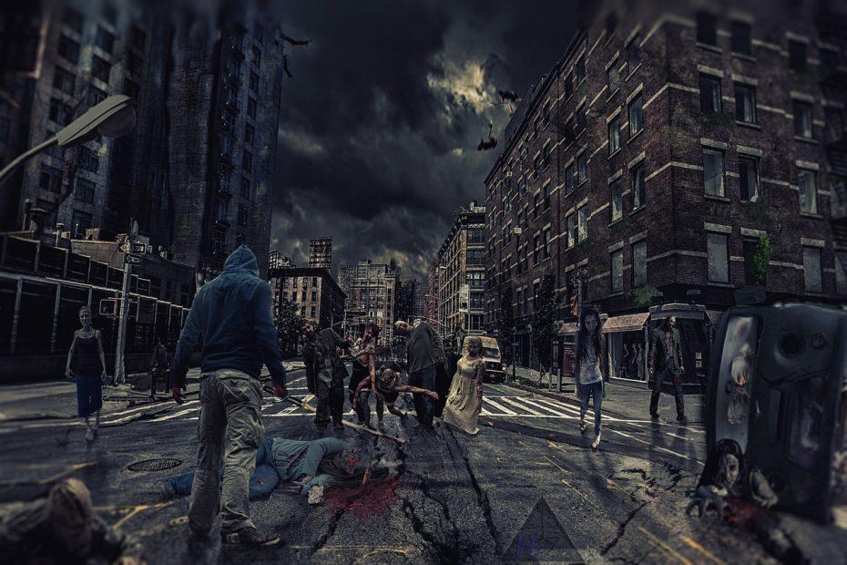 series apocalipticas de zombies que enganchan