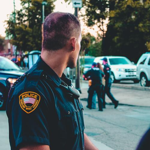 series de policias