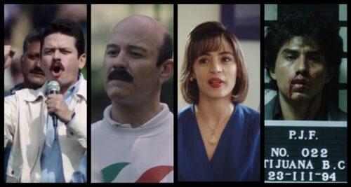 colosio una serie mexicana