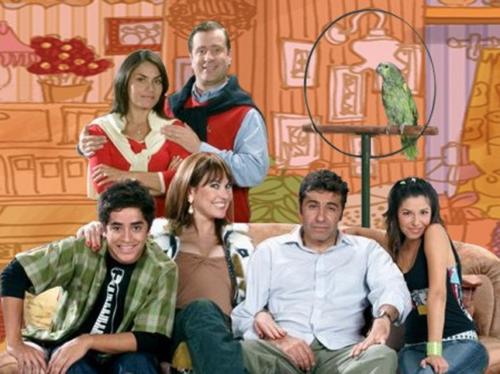 serie chilena casados con hijos