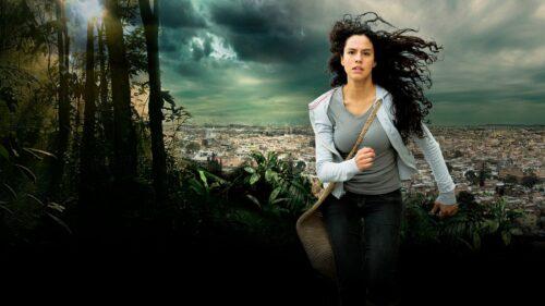 la niña serie colombiana