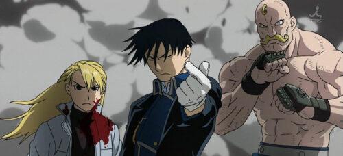series de anime fullmetal