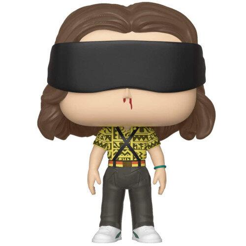 figura pop de eleven ojos vendados